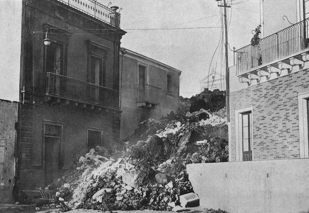 1928 eruption